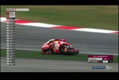 Rossi Marquez 2015 MotoGP Malasia Carrera06
