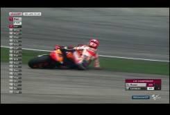 Rossi Marquez 2015 MotoGP Malasia Carrera07