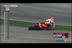 Rossi Marquez 2015 MotoGP Malasia Carrera08