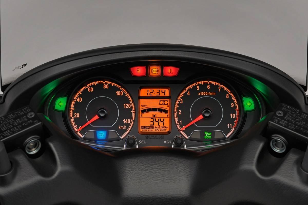 Suzuki burgman 125 precio fotos ficha t cnica y motos for Kuchenzeile 2 10 m