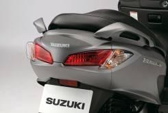 Suzuki Burgman 125 5