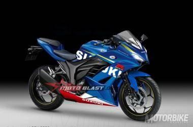 Suzuki GSX-R250 by Motorblast