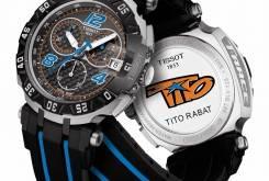 Tissot T- Race Tito Rabat Edición Limitada
