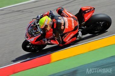 Xavi Forés - Motorbike Magazine