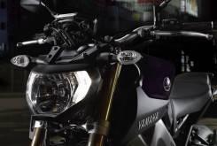 Yamaha MT 09 11