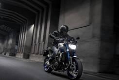 Yamaha MT 09 6
