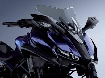 Yamaha MWT9 1