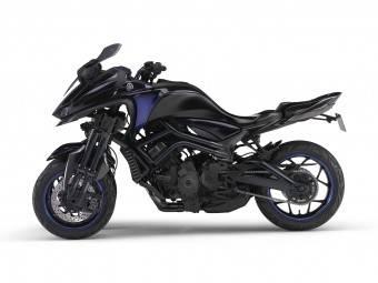 Yamaha MWT9 4