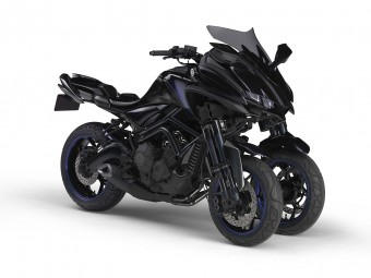 Yamaha MWT9 5