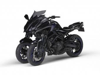 Yamaha MWT9 6
