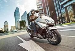 Yamaha TMax 2015 7