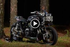 Yamaha XJR130 -Big Bad Wolf- de El Solitario