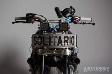 Yamaha XJR130 -Big Bad Wolf- de El Solitario