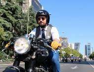 Distinguished Gentleman's Ride 2015 Spain