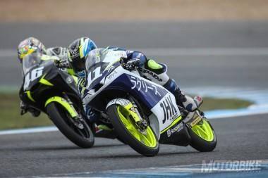 Albert Arenas Nicolò Bulega FIM CEV 2015 - Motorbike Magazine