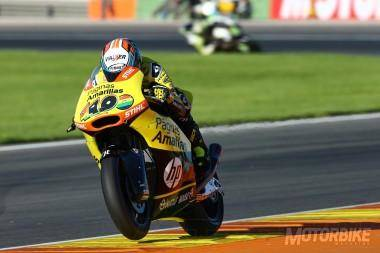 Alex Rins - Motorbike Magazine