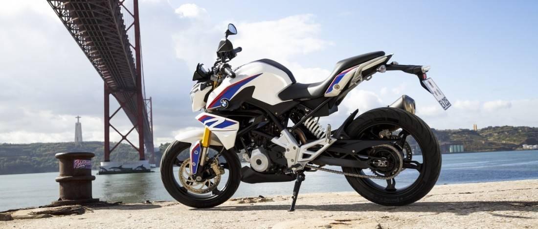 BMW G R Entrar Con Buena Letra Motorbike Magazine - 300 bmw