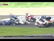 Caida Salida Moto2 Valencia 2015 13