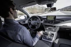 Coche Autonomo Audi