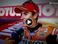Cruce declaraciones Marquez Rossi MotoGP 2015