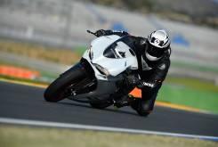 Ducati 959 Panigale 2016 prueba