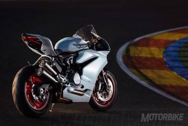 Ducati 959 Panigale 2016 fotos estaticas