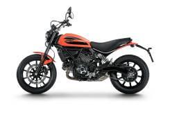 Ducati Scrambler Sixty2 07