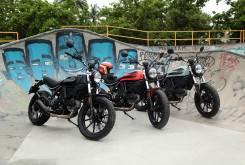 Ducati Scrambler Sixty2 13