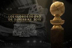 Globos Oro Superbike 2015
