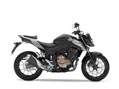 Honda CB500F 2016