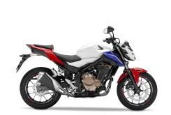 Honda CB500F 2016 2