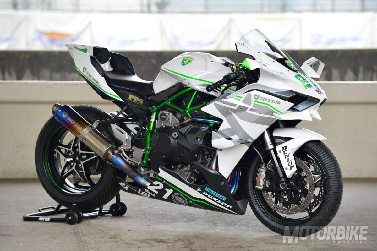 Kawasaki Zxr Hd
