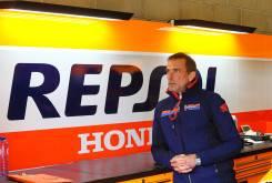 Livio Suppo Honda