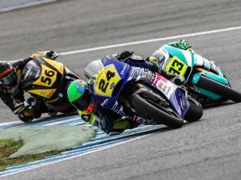 Marcos Ramirez Moto2 FIM CEV 2015