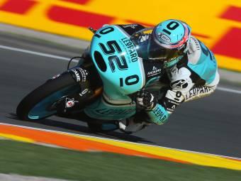 Moto3 Valencia 2015 Danny Kent