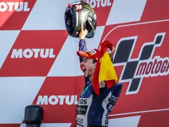 MotoGP 2015 Jorge Lorenzo 10