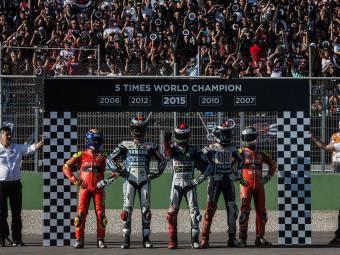 MotoGP 2015 Jorge Lorenzo 4