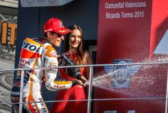 MotoGP Valencia 2015 Marc Márquez
