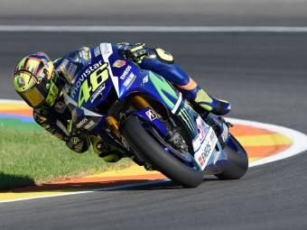 MotoGP Valencia 2015 Rossi