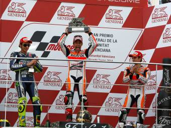 MotoGP Valencia 2015 horarios 1