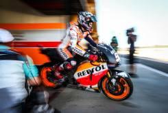 MotoGP Valencia 2015 test