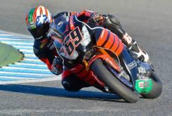 Nicky Hayden Test Jerez