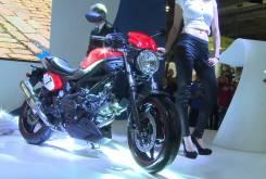 Suzuki SV650 A 2016