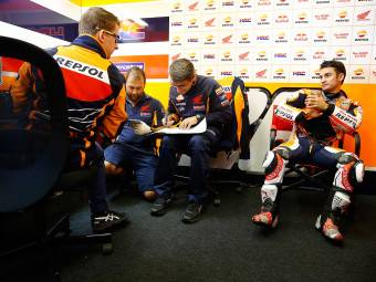 Test MotoGP Jerez 3