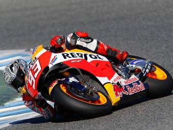 Test MotoGP Jerez 5