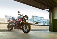 Triumph Speed Triple R 2016 2