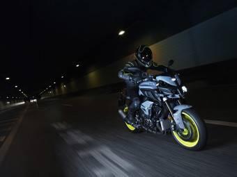 Yamaha MT 10 2016 07