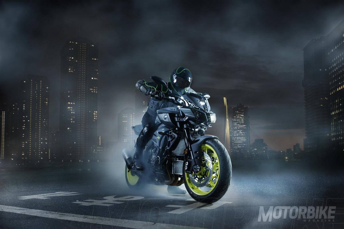 Yamaha MT-10 2016 09