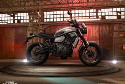 Yamaha XSR Motorbike Magazine Edition