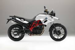 BMW F 700 GS - Estudio